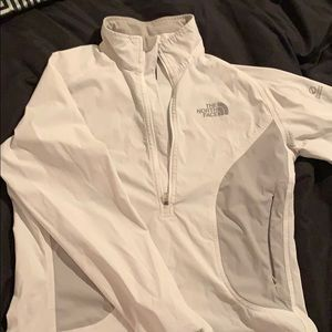 North face light 1/3 zip